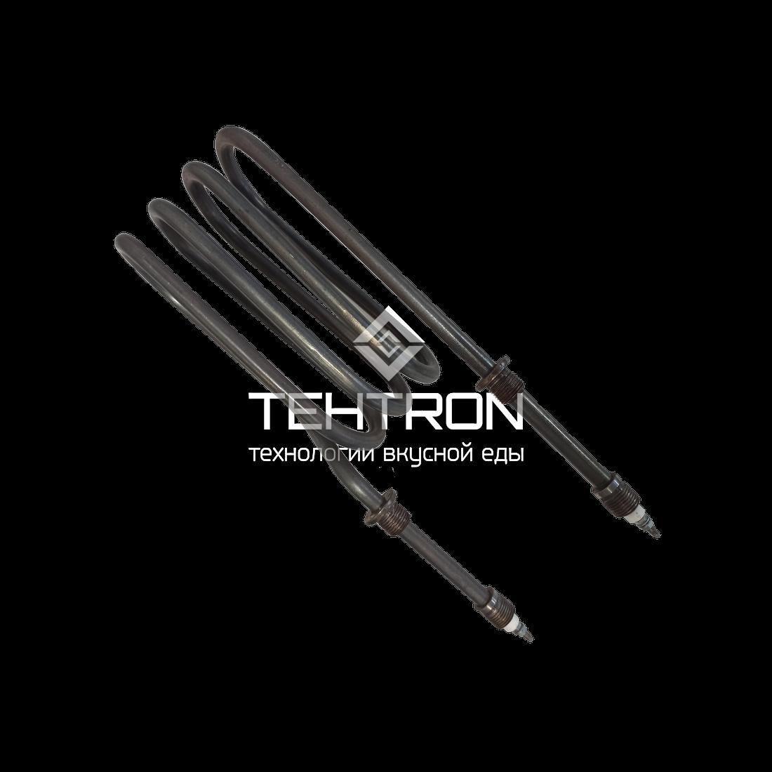 Запасные части для термокамер Техтрон. ТЭН для камеры запекания.