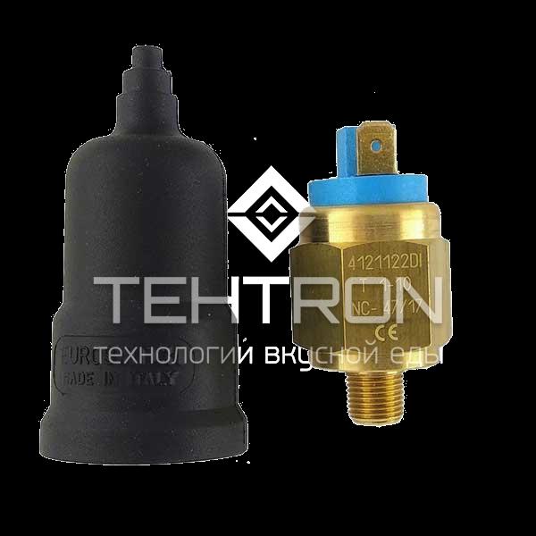 Запасные части для термокамер Техтрон. Реле давления воды Camozzi PM11-NC