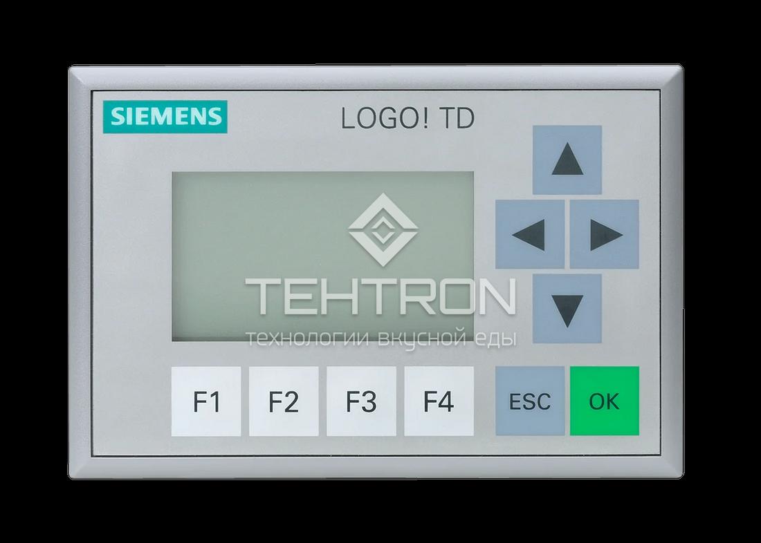 Запасные части для термокамер Техтрон. Контроллер Сименс Лого для дымогенераторов Техтрон серии ДЩ-3