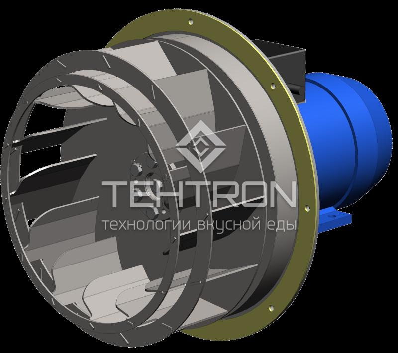 Циркуляционный вентилятор для термокамер Tehtron