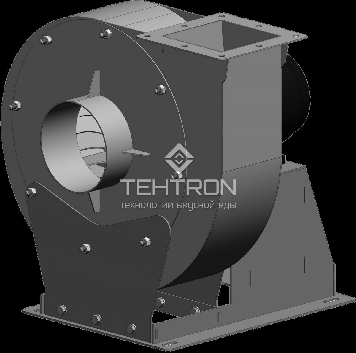 Вытяжной вентилятор для термокамер Tehtron
